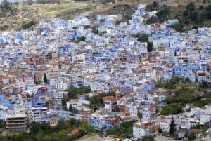 Visiter Chefchaouen, ville bleue du Rif et du kif