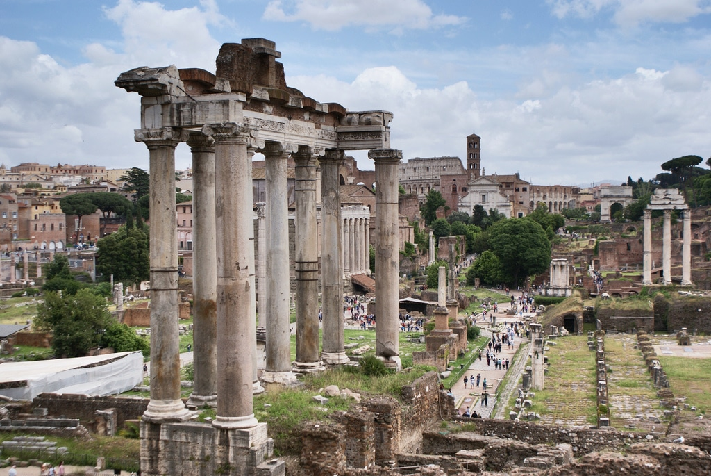 Forum Romain : Visiter le coeur de la Rome antique