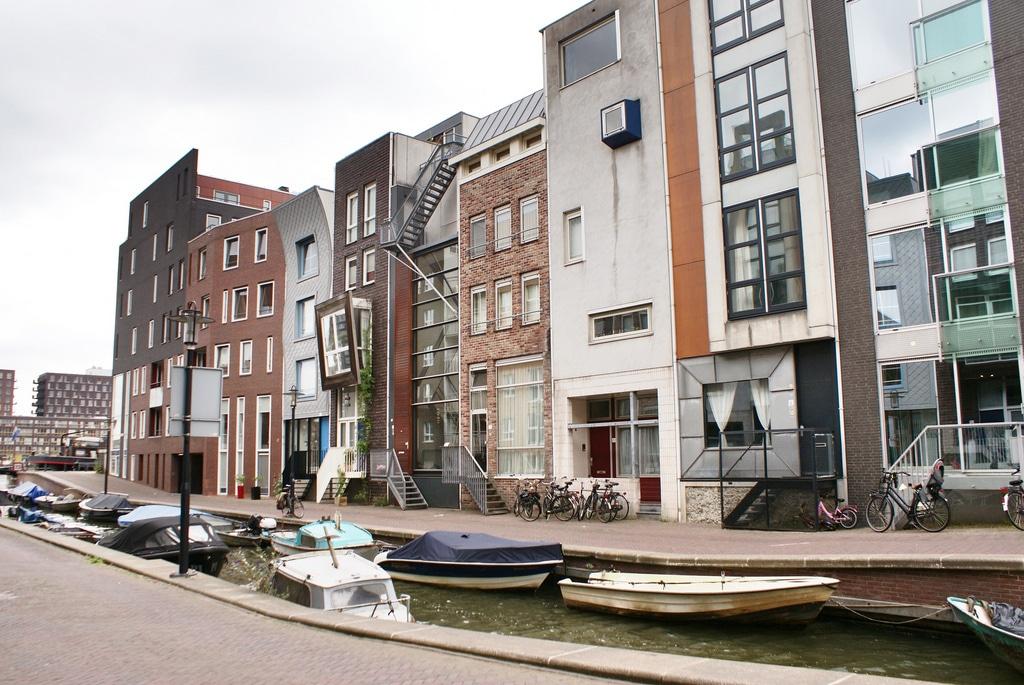 Amsterdam Oost : Bonnes surprises à l'est