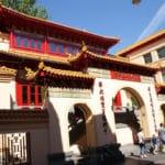 Temple bouddhiste He Hua à Amsterdam [Chinatown / Vieille Ville]