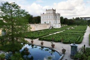 Parc Villa Doria à Rome : Pinède, jogging et bataille sanglante [Ouest]