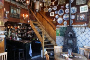Het Papeneiland, Café brun «old school» à Amsterdam [Jordaan]