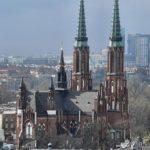 Cathédrale de Praga à Varsovie, pour faire de l'ombre à la voisine orthodoxe [Praga]