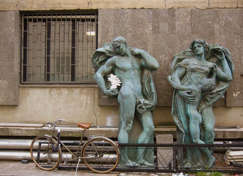 Université de Bologne, 1ere université créée en Europe et coeur de la ville