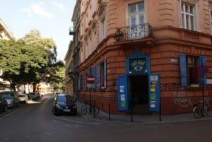 Café Szafé, bar d'expats et de locaux à Cracovie [Piasek]