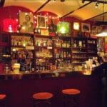 Les couleurs, Café «parisien» à Cracovie [Kazimierz]