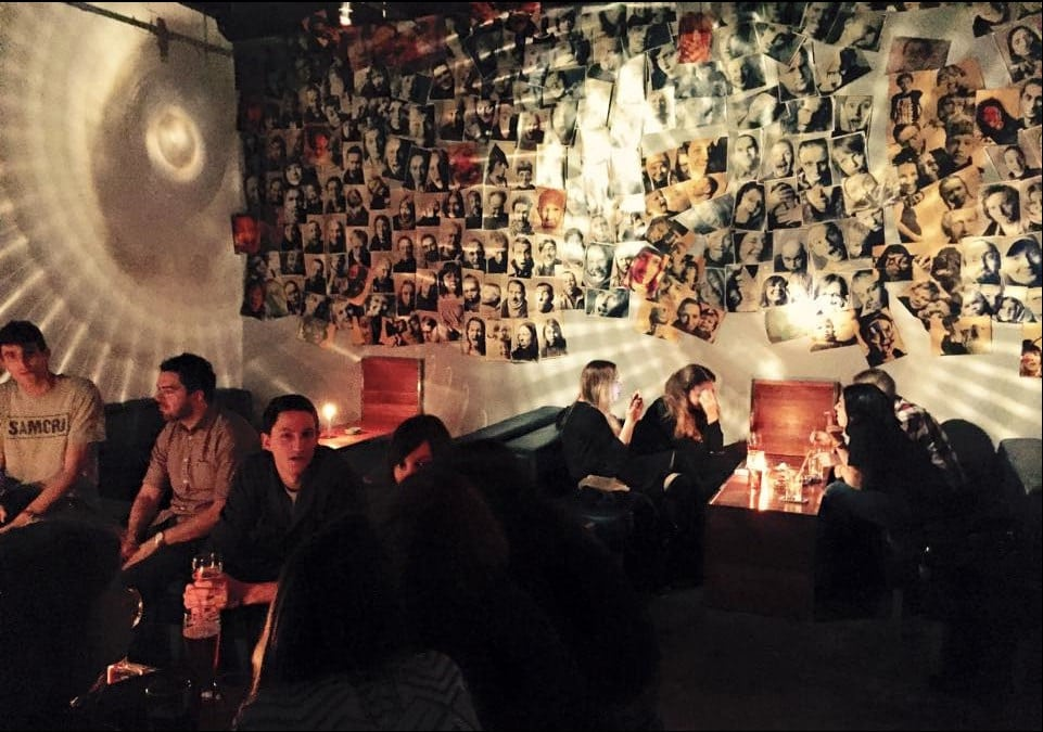 Pauza, Bar et club Arty à Cracovie [Vieille ville]