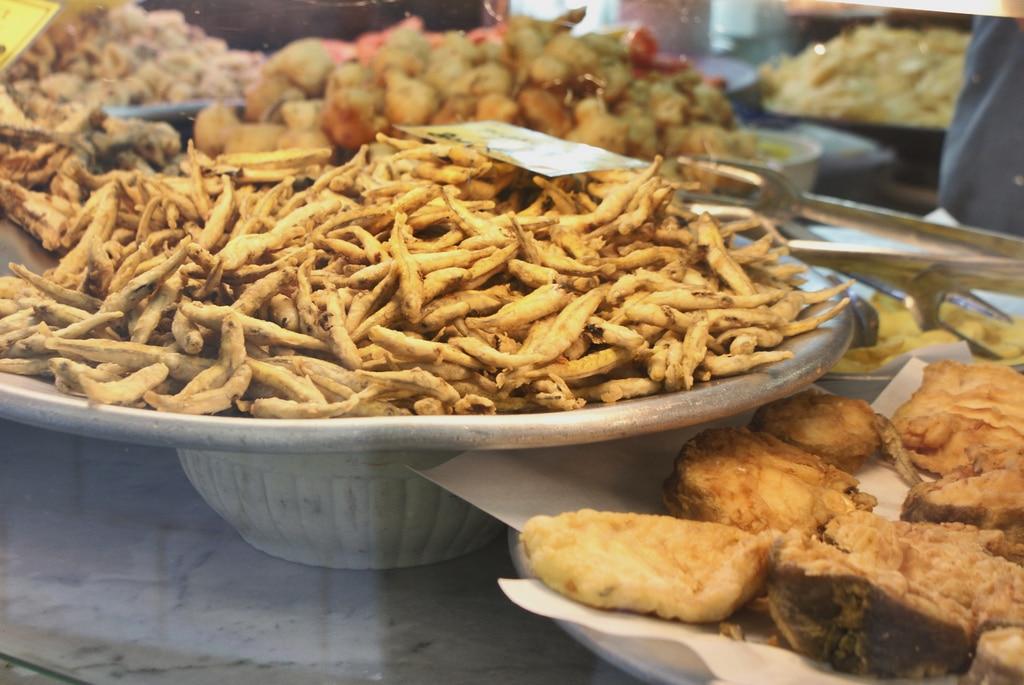 5 endroits où manger sur le pouce à Gênes
