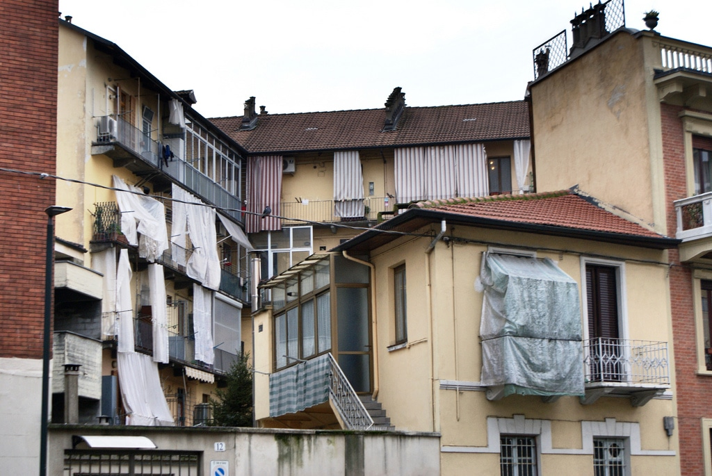 Vanchiglia, quartier étudiant de Turin