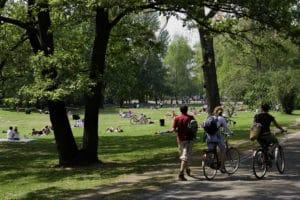 Parc du Tiergarten à Berlin : Le romantisme en centre ville [Tiergarten]