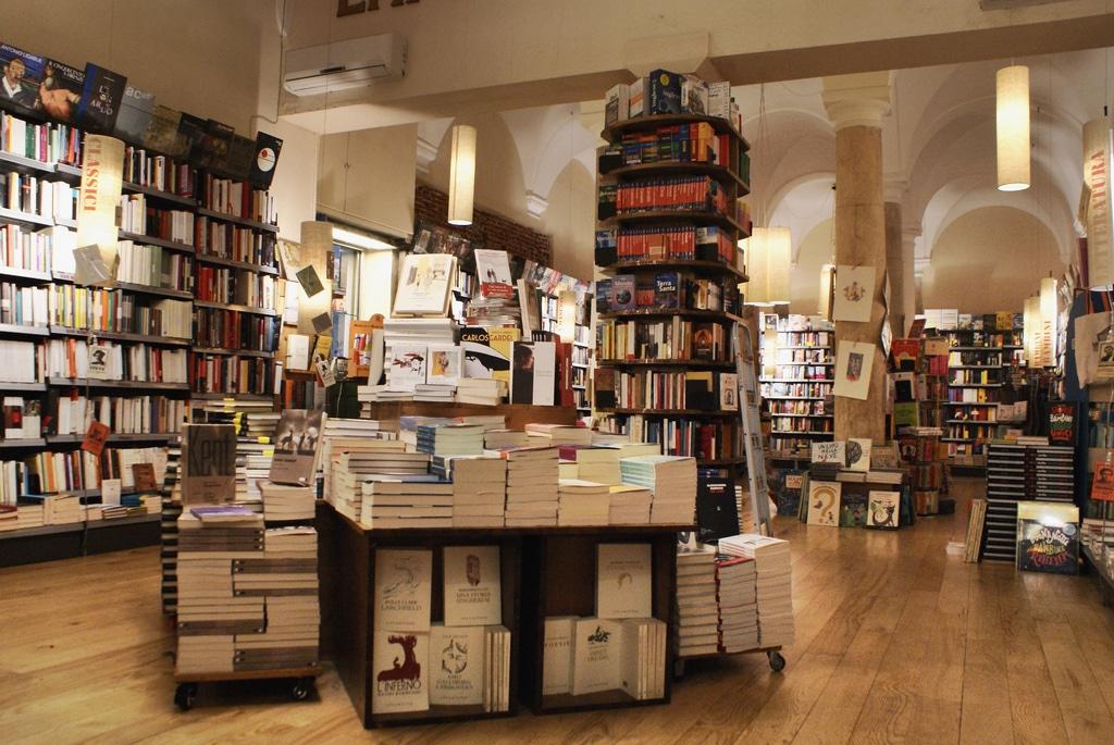 5 belles librairies de Gênes : Pittoresque, intimiste ou punk