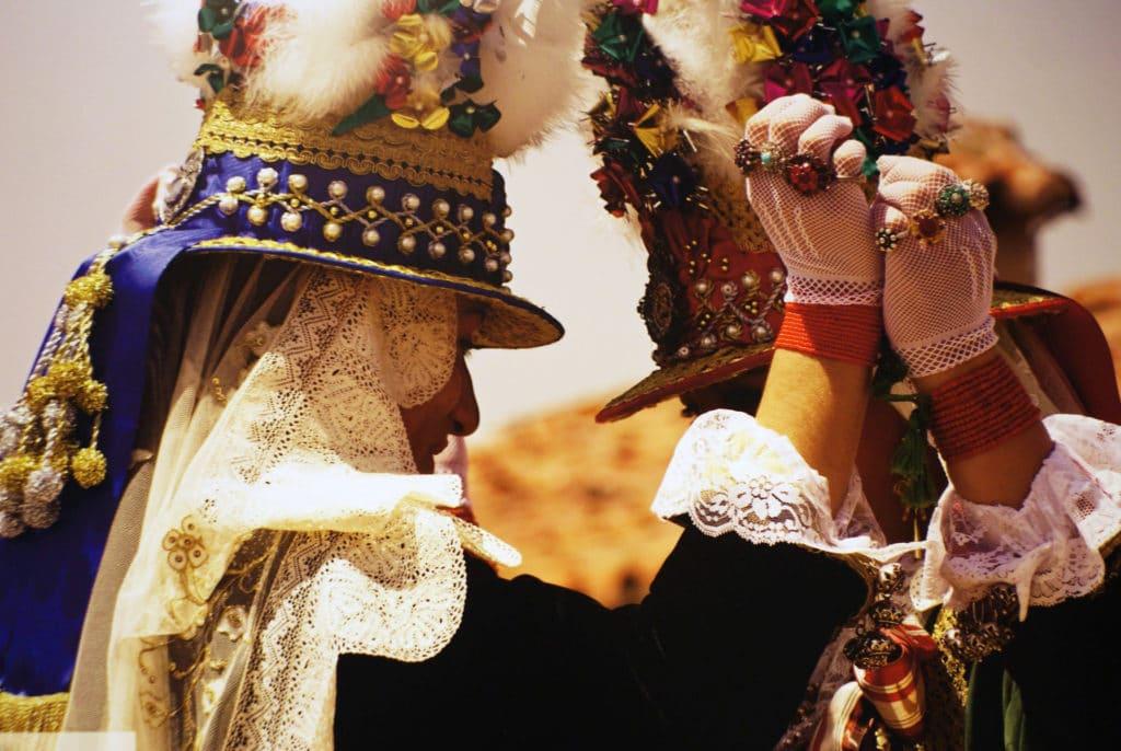 Expo photo sur les traditions andalouses dans le musée ethnographique de Séville. Je ne malheureusement pas noté le nom du/de la photographe.