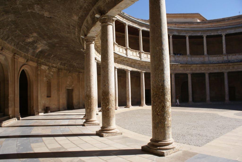 Palais de Charles Quint et les musées de l'Alhambra