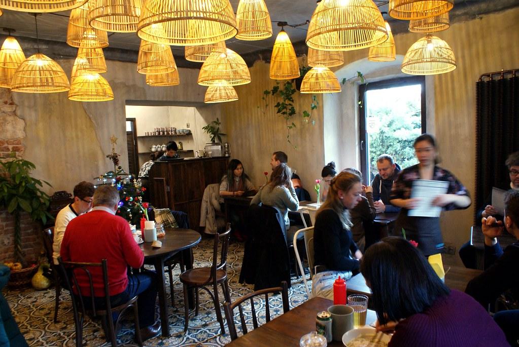 Restaurant Wietnam, cuisine vietnamienne familiale à Cracovie.