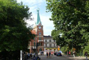 Kleparz, Piasek et Nowy Swiat, quartiers à l'ouest de la Vieille Ville de Cracovie