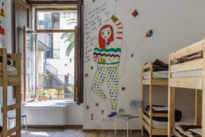 Auberge de jeunesse à Naples : 5 lieux chouettes dès 16 euros