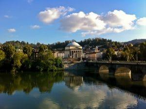 Église Gran Madre di Dio à Turin : Panthéon du Piémont [Borgo Po]