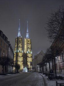 Les 3 plus belles églises de Wroclaw en Pologne