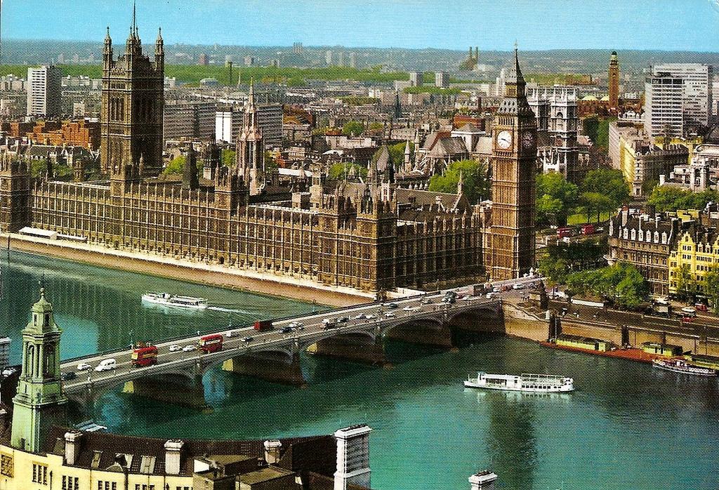 Palais de Westminster et Big Ben à Londres [Westminster]