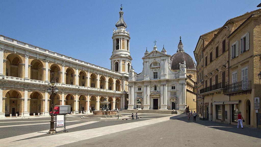 Sainte Maison de Lorette à Loreto en Italie - Photo de Trolvag