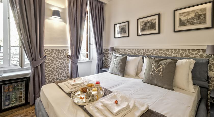 6 h tels rome dans le centre ville historique chic ou pas cher vanupied. Black Bedroom Furniture Sets. Home Design Ideas
