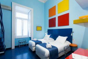 6 hôtels à Naples : Pas (trop) cher, dans le Centre & Vieille Ville