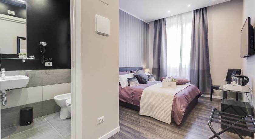 Bed breakfast rome 10 chambres d 39 h tes chez les - Chambre d hote a rome centre ville ...
