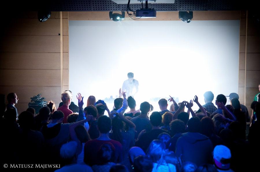Festival electro Unsound à Cracovie en octobre