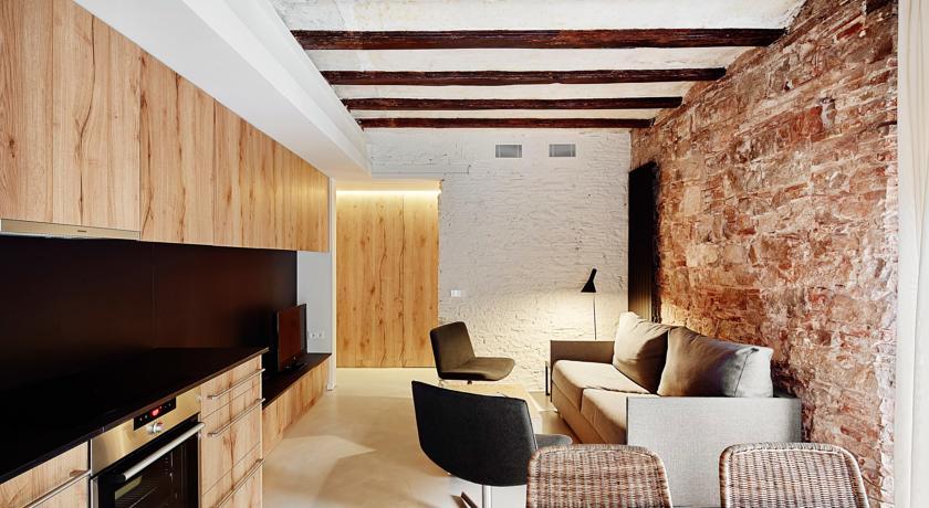 4 appartements à louer à Barcelone : Idéal en groupe et en famille