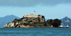 Prison d'Alcatraz à San Francisco