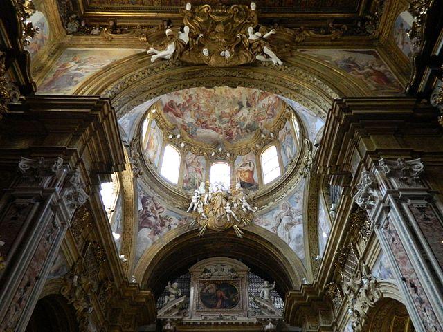 Eglise San Gregorio Armeno à Naples : Incontournable [Vieux Naples]