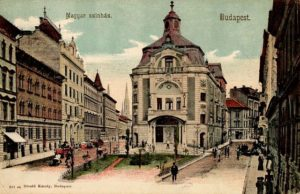 Anciennes photos et cartes postales vintages de Budapest