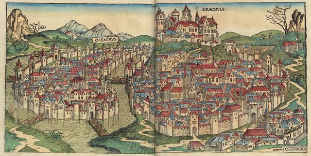 11 dates de l'histoire de Cracovie