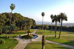 Parc Capodimonte à Naples : LE Poumon vert [Nord Sanità]