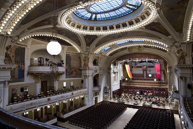 Musique classique à Prague : 5 Lieux de concerts