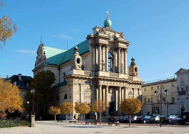 Eglise St Joseph des Carmélites à Varsovie [Centre-Nord]