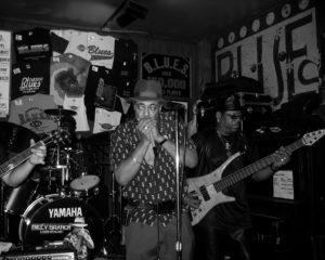 Maloe Melo, club de blues à Amsterdam [Jordaan]