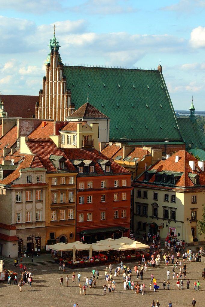 Cathédrale gothique de Saint-Jean à Varsovie [Vieille Ville]