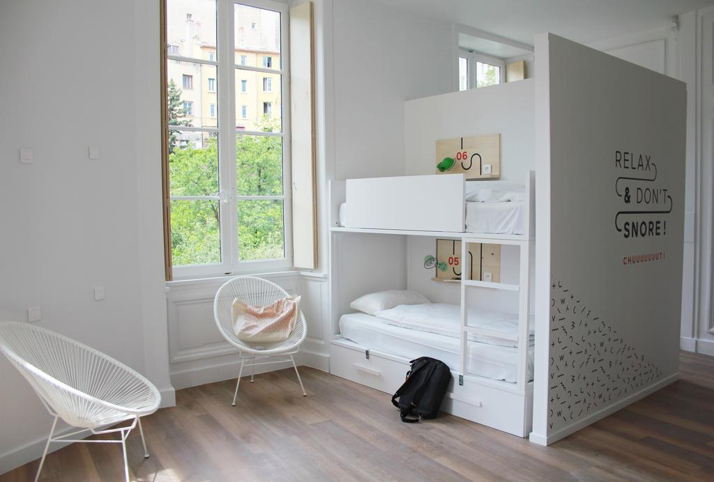 6 auberges de jeunesse lyon belles centrales et pas ch res vanupied. Black Bedroom Furniture Sets. Home Design Ideas