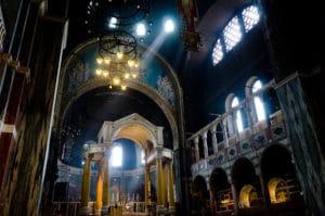 Cathedrale de Westminster à Londres [Westminster]