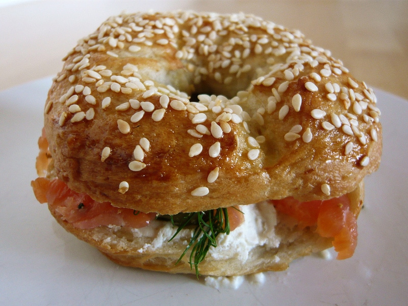 Bagelmama : Bagel New-Yorkais à Cracovie [Kazimierz]