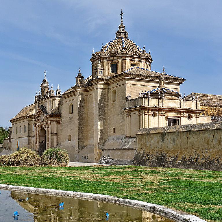 Monastère de la Cartuja à Séville : Style gothique et mudéjar