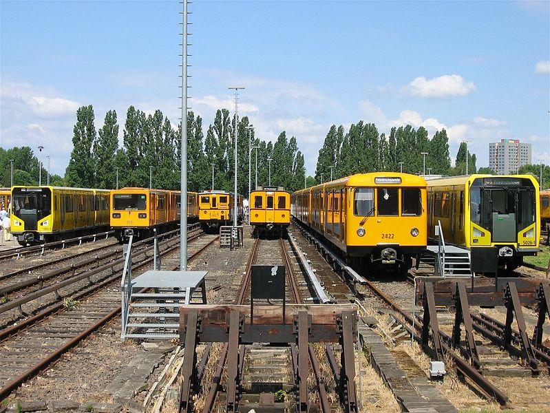 Metro à Berlin et transport en commun : Plan, tarifs et conseils