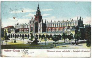 Sukiennice, Halle aux draps de Cracovie : Etape artisanat local ! [Vieille ville]