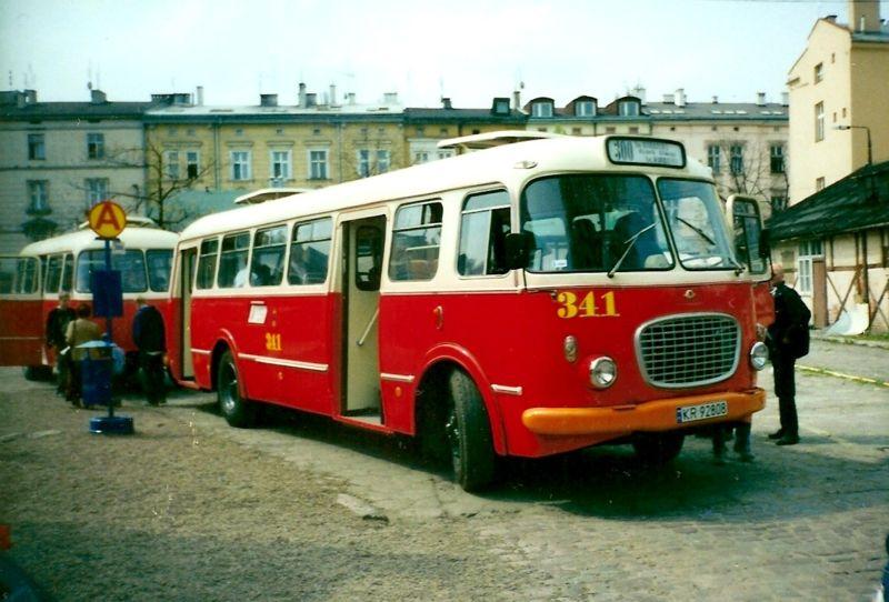 Cracovie en car/bus : Distance et prix
