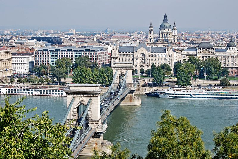 Hôtels dans le centre de Budapest ? 8 lieux de 10 à 100€