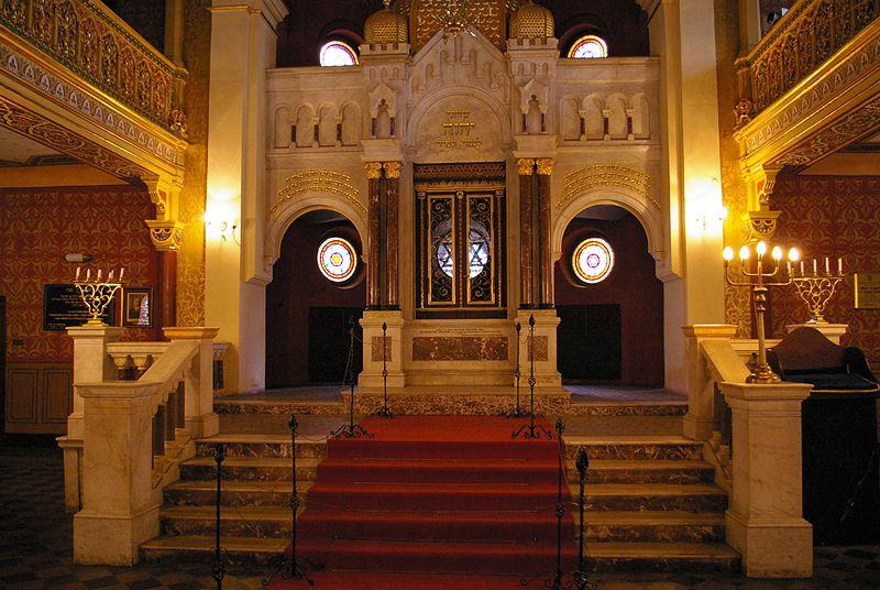 Synagogue reformiste Tempel à Cracovie : Somptueuse ! [Kazimierz]