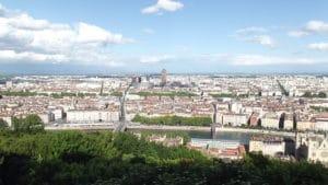 Presqu'île de Lyon (centre ville) : Ainay, Bellecour et Cordeliers
