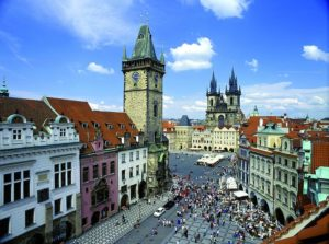 Prague en avion depuis Nice, Marseille, Montpellier