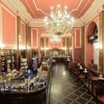 Chocolaterie et joli salon de thé Wedel à Varsovie [Centre-Nord]